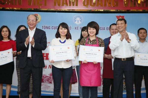 Giải Nhất hội thi đã thuộc về hai đơn vị: Vụ Truyền thông Giáo dục và Trung tâm tư vấn.