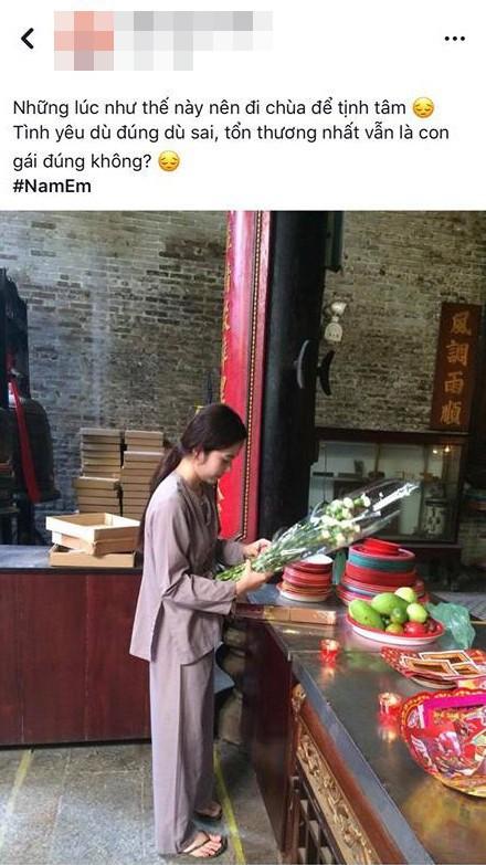 Những mỹ nhân showbiz Việt sau khi khuấy 'banh' dư luận lại tìm về chốn nhà chùa thanh tịnh