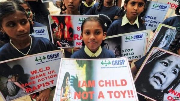 Bé gái 11 tuổi ở Ấn Độ sinh con sau khi bị 6 người cưỡng hiếp