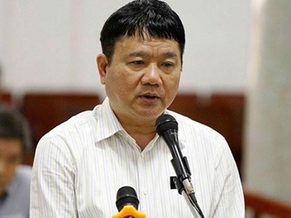 Ông Đinh La Thăng 'muốn ngẩng mặt nhìn bạn tù'