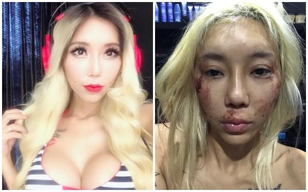 Nữ DJ gợi cảm đăng hình ảnh tàn tạ, rớm máu và sự thật gây sốc