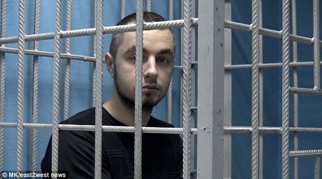 Dmitry Grachyov, tên chồng dã man đã cưa tay vợ mình