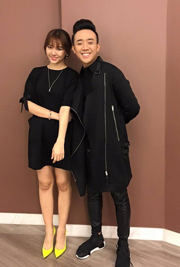 Trường Giang phải học cách yêu này của 2 'soái ca' nổi tiếng showbiz Việt