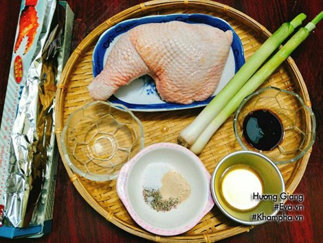 Cách làm gà nướng giấy bạc ngon đến mẹ chồng khó tính cũng phải khen ngợi