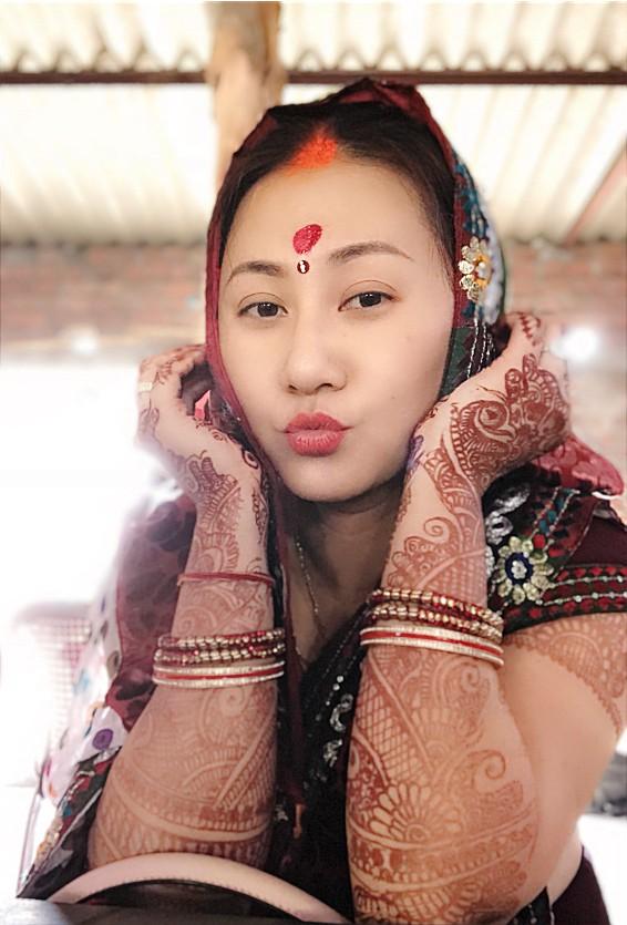 Diễn viên Ngọc Xuân lên xe hoa với doanh nhân Ấn Độ