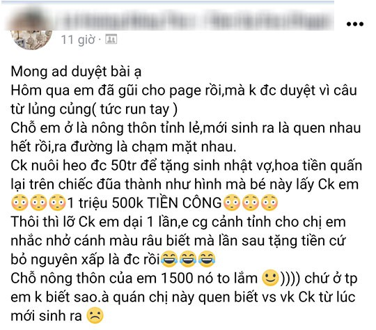 Ảnh: Facebook