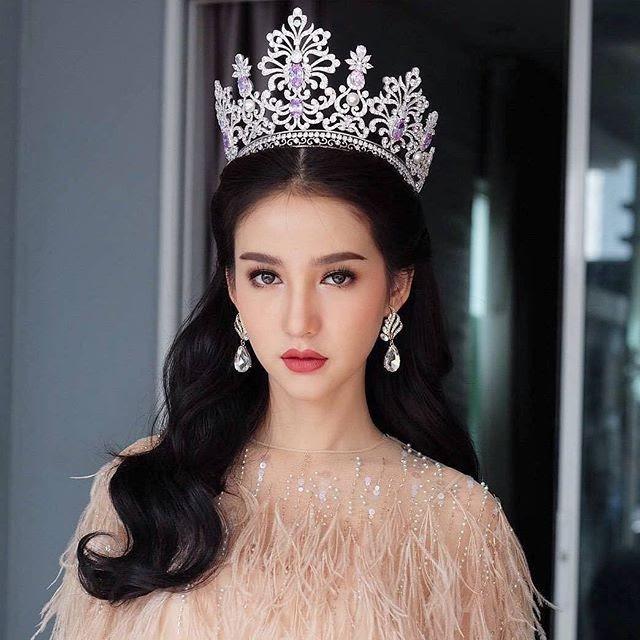 Nhan sắc thí sinh nước chủ nhà Thái Lan