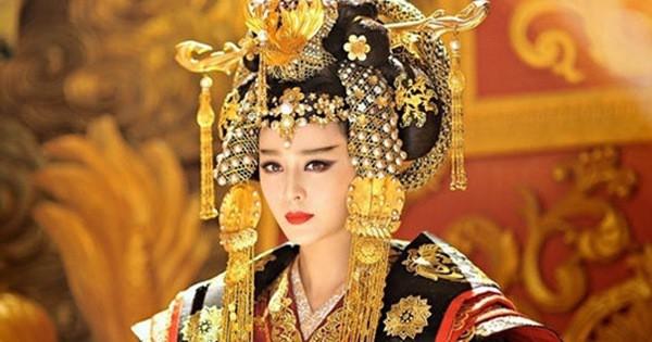 Võ Tắc Thiên được mệnh danh là vị nữ hoàng đế đa dâm. Ảnh minh họa