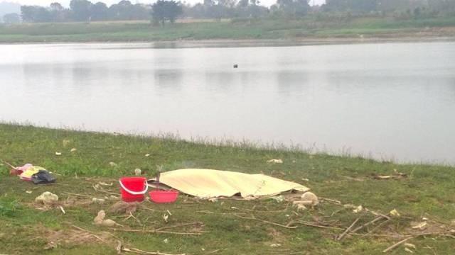 Nạn nhân được tìm thấy trên sông Mã đoạn chảy qua xã Định Tân