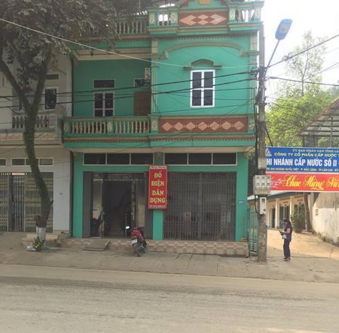 Khu vực có nhà của vợ chồng nữ bác sỹ khoa sản.