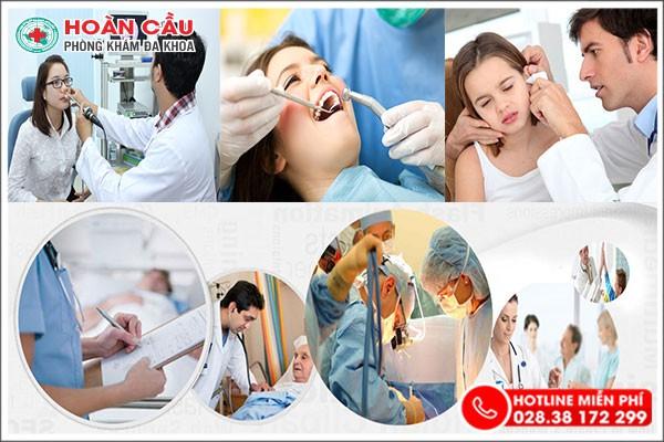 Đa khoa Hoàn Cầu – phòng khám tai mũi họng hàng đầu tại TPHCM