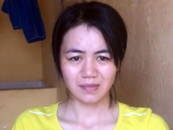 Nguyễn Thị Thắm.