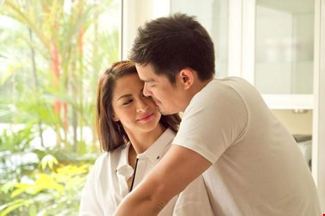 Người chồng tử tế là người chồng đủ để vợ nói với chúng bạn bằng đôi mắt lấp lánh tin yêu. (Ảnh minh họa).