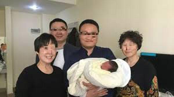 Em bé chào đời sau 4 năm cả bố và mẹ qua đời vì tai nạn