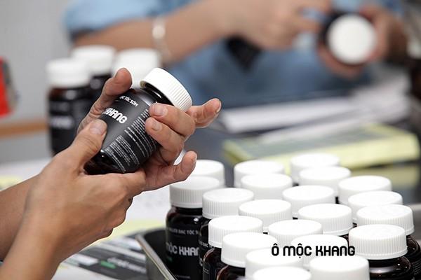 Sản phẩm khi đến tay người tiêu dùng luôn qua nhiều khâu kiểm tra chặt chẽ