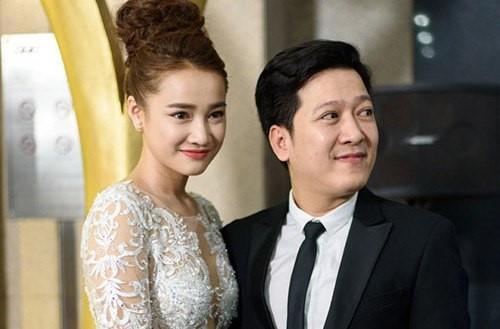 Trường Giang từ chối trả lời về tin chia tay với Nhã Phương.
