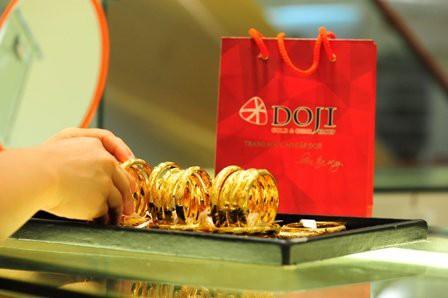 Giá vàng hôm nay 14/4: Trên đỉnh giá, tiếp tục tăng