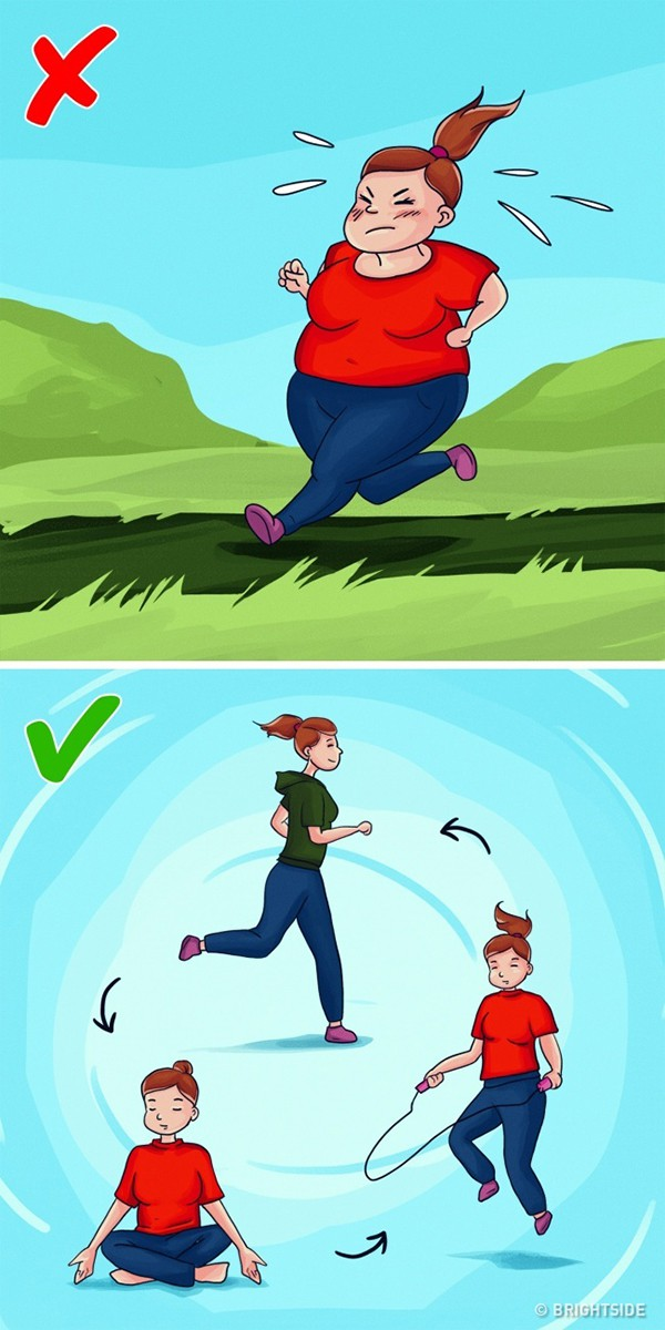 7 lý do gây tăng cân mà bạn không ngờ tới
