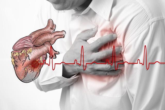 Bệnh nhân mắc bệnh tim mạch sẽ bị bất lực nhiều hơn.