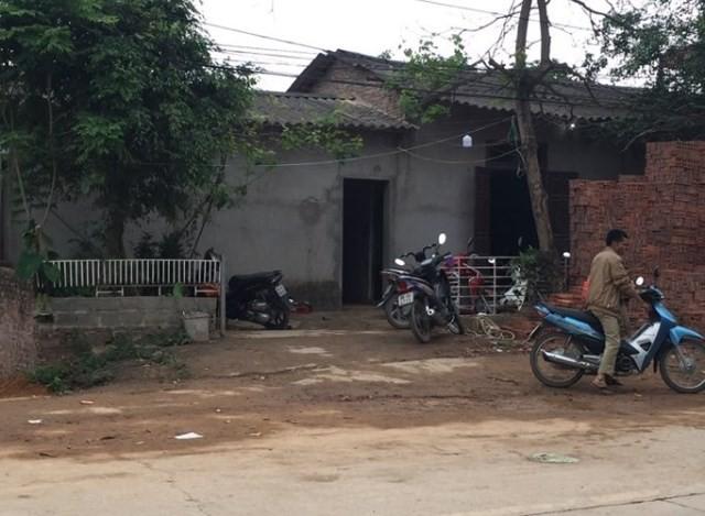 Ngôi nhà nơi bé trai 8 tuổi bị sát hại dã man. Ảnh: PV