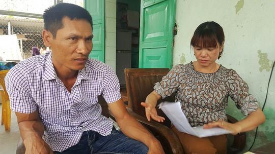 Tài xế bẻ lái cứu 2 nữ sinh Đỗ Văn Tiến và vợ hi vong vụ tai nạn được giải quyết dứt điểm với chủ xe 7 chỗ vào ngày 17/4 tới. Ảnh: Người lao động