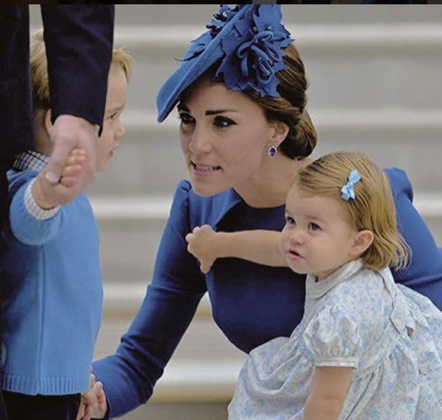 Công nương Kate Middleton không bao giờ để con mình chơi món đồ chơi này