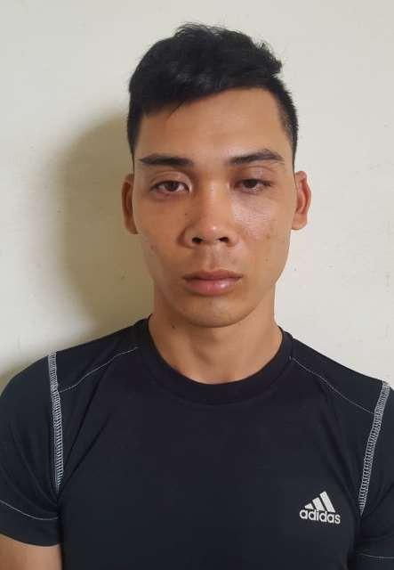 Đối tượng Nguyễn Văn Thảo - Người đâm 2 nhát dao vào lưng khiến cháu bé 8 tuổi tử vong (ảnh cơ quan công an cung cấp)