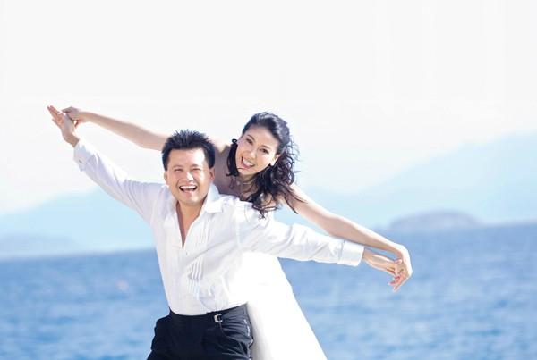 Hà Kiều Anh có cuộc sống hạnh phúc bên chồng đại gia.