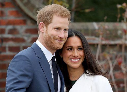Sốc: Hôn thê Hoàng tử Harry cũng mang dòng máu hoàng gia