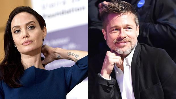 Angelina Jolie đã sụp đổ hoàn toàn sau khi biết tin Brad Pitt đang hẹn hò