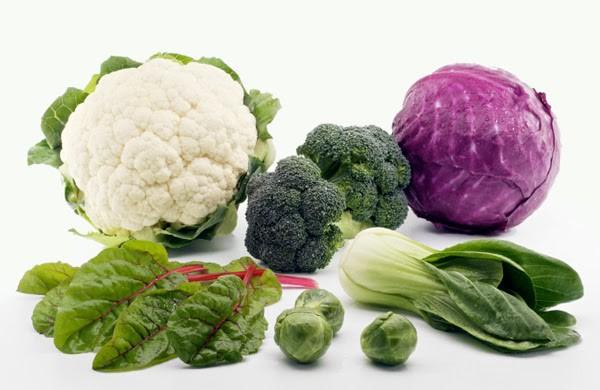 Phụ nữ ăn súp lơ, rau mầm bông cải xanh và cải Brussel ít có nguy cơ bị đột quỵ hơn.