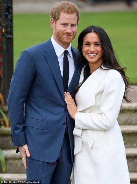 Gia đình nhà gái dường như không được mời đến dự đám cưới hoàng gia.