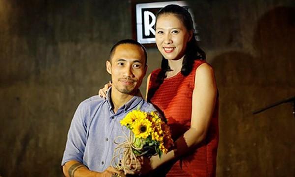 Bà xã Anh Khoa là bạn thân của Tăng Thanh Hà.