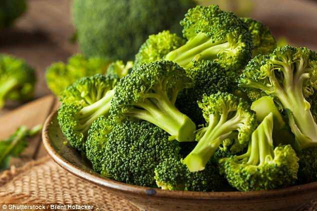 Đây là nghiên cứu đầu tiên nhằm kiểm tra việc ăn những loại rau nào có thể ảnh hưởng đến mạch máu.