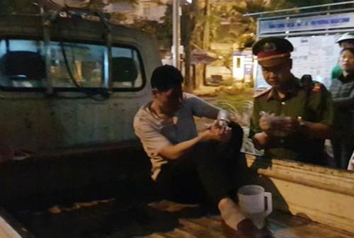 Tài xế ôtô kéo lê người đi xe máy ở Hà Nội bị khởi tố tội giết người