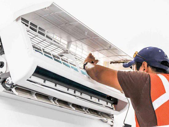 Điều hòa nhiệt độ phải được bảo dưỡng thường xuyên để tránh hỏng hóc và tăng độ bền. Ảnh minh họa: Internet