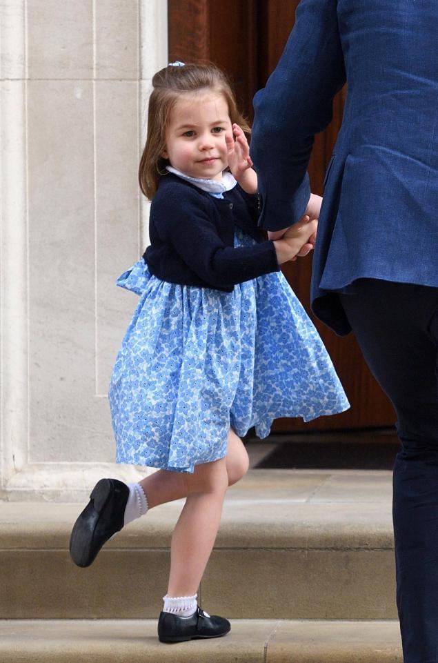 Công chúa Charlotte.