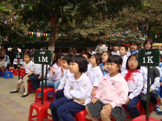 Hiện nay, nhiều trường phổ thông ngoài công lập tại Hà Nội mong muốn được tự chủ trong tuyển sinh. Ảnh minh họa: Q.Anh