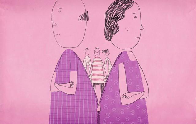 'Ba không còn yêu mẹ nữa sao?': Vợ chồng có yêu thương nhau không, con cái là người biết rõ nhất