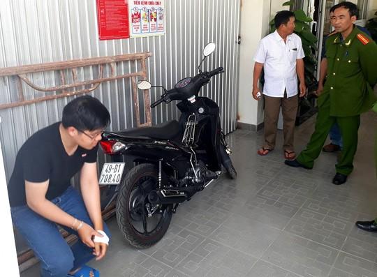 Kho súng đạn công an phát hiện thu giữ tại nhà ông Tuấn.