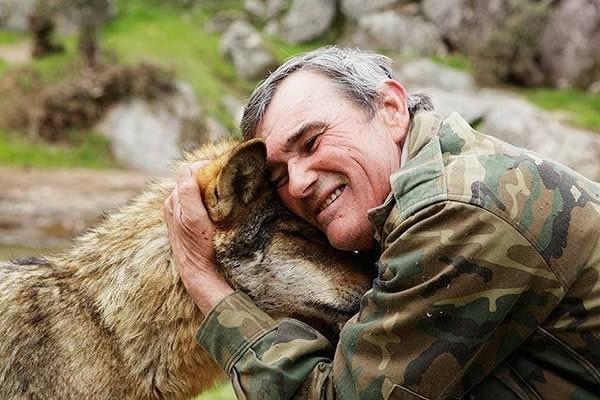 Người đàn ông được sói nuôi 12 năm thất vọng khi sống với con người