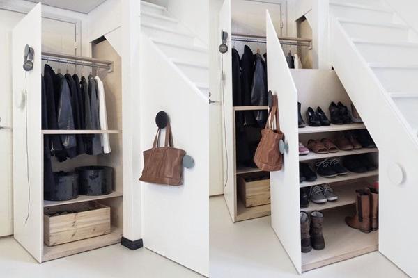 Bạn có thể bất kỳ vật dụng hay đồ đạc gì trong chiếc tủ này.