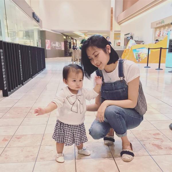 Vợ và con gái Lam Trường.
