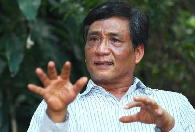 PGS.TS Hoàng Ngọc Giao, Viện trưởng Viện Nghiên cứu chính sách pháp luật và phát triển. Ảnh: Nguyễn Khánh