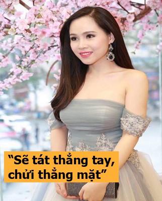 Diễn viên Thương nhớ ở ai Trương Phương cho biết, nếu ai vỗ mông hay có bất cứ hành động lỗ mãng với mình, cô sẽ tát thẳng tay và chửi thẳng mặt. Nữ diễn viên cho rằng, đây hành động vô văn hóa và cần phải có một thái độ rõ ràng với chuyện này.