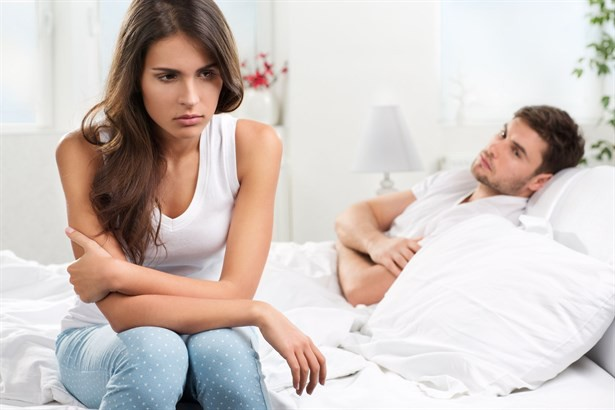 Các chuyên gia khuyến cáo, chị em cần tạo tâm lý thoải mái, tránh lãnh cảm sau sinh. Ảnh minh họa