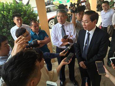 Luật sư Nguyễn Văn Chiến - tham gia bào chữa cho bị cáo Hoàng Công Lương