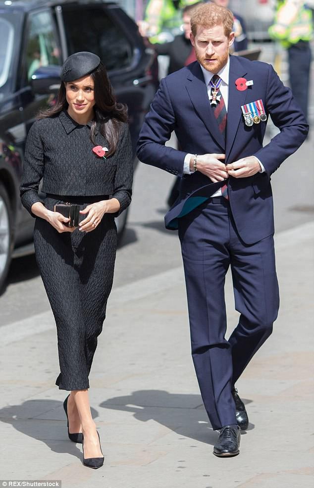 Hoàng tử Harry và Meghan Marke sẽ tổ chức đám cưới vào ngày 19/5.