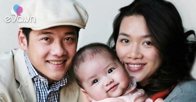 Gia đình hạnh phúc của nam diễn viên, người mẫu Hải Anh.
