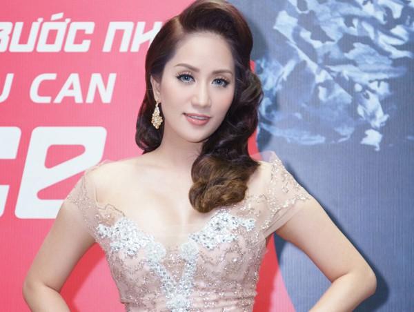 Khánh Thi cho biết việc Phạm Anh Khoa được tha thứ hay không phục thuộc vào cách xã hội nhìn nhận.